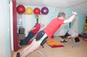 Exercices gymniques pour muscler le dos