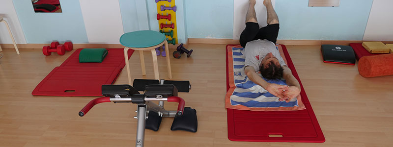 Perte masse musculaire home